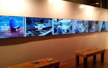 Videowall 6x1
