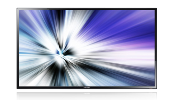 Videowall Samsung ME40c Multi-touch